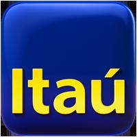 Logo do banco Itaú