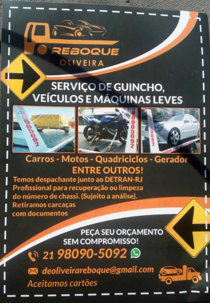 Reboque Oliveira