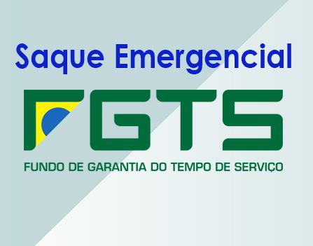 saque emergencial