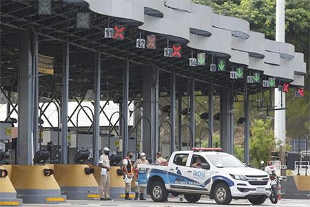 Prefeitura inicia transição para assumir operação da Linha Amarela